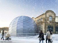 Curiosums dom byggs av White Arkitekter