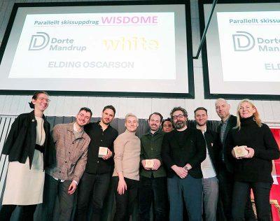 Arkitekterna som tävlar om uppdraget att rita Wisdome Stockholm